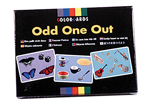 ColorCards: Odd One Out