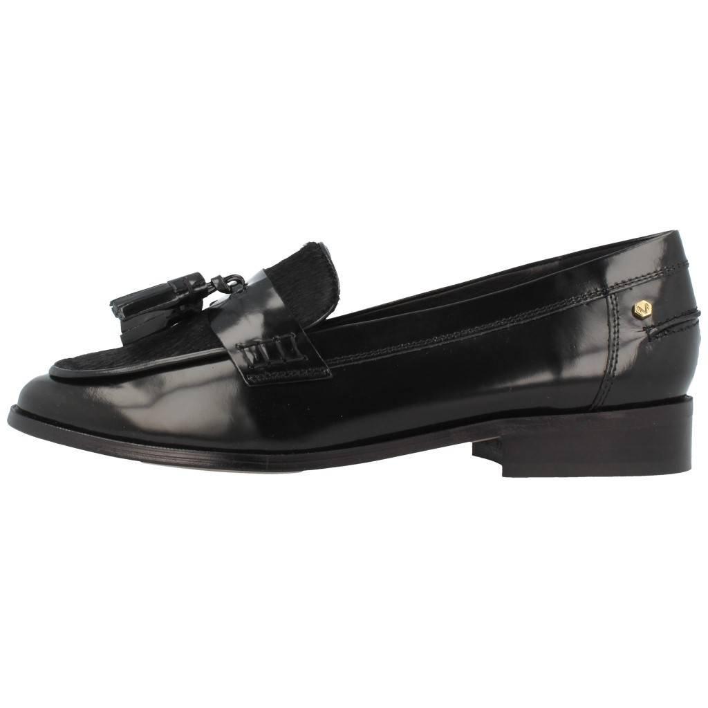 Mocasines para Mujer, Color Negro, Marca MARTINELLI, Modelo Mocasines para Mujer MARTINELLI Yolanda 674-6597C Negro: Amazon.es: Zapatos y complementos