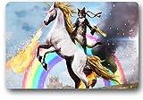 Personalized fun %5F%5F unicorn and cat