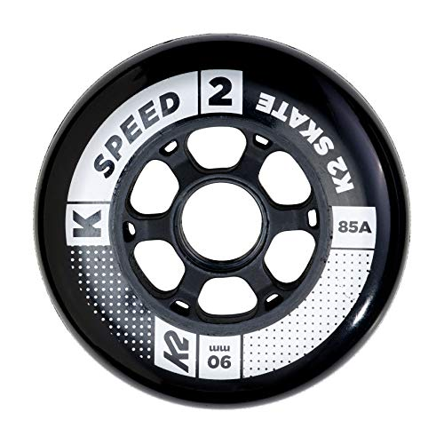(K2 Skate Speed 90 Mm / 85A 4-Wheel Pack)