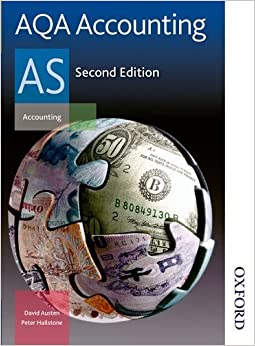 Book AQA Accounting AS 2nd Edition