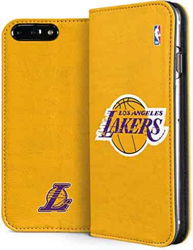 Los Angeles Lakers iPhone 8 Plus Case - Los Angeles Lakers Gold Primary  Logo  3a2217787