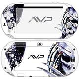 Alien VS Predator decal skin for psp vita 2000 console