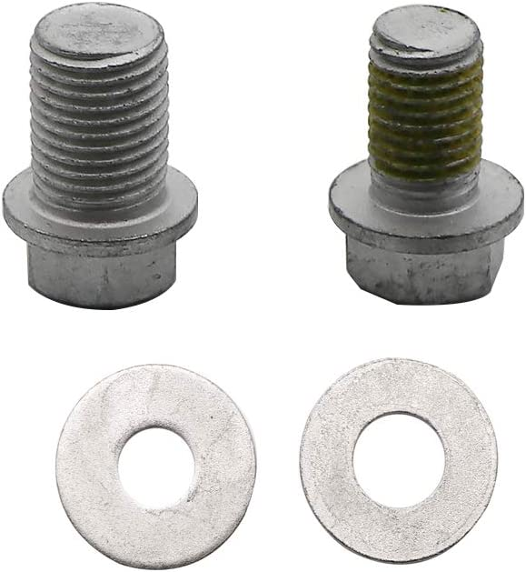 KIPA Drive Shaft retaining bolt set With Washers M12 & M10 X 16 Propshaft Driveline For Can-Am ATV Durable Part # 250200014, 250000615, 250200102, 250000359