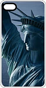 New York Statue Of Liberty Island Clear Hard Case For Samsung Galsxy S3 I9300 Cover