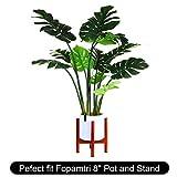 Fopamtri Artificial Monstera Deliciosa Plant