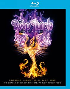 Phoenix Rising (Blu-Ray)