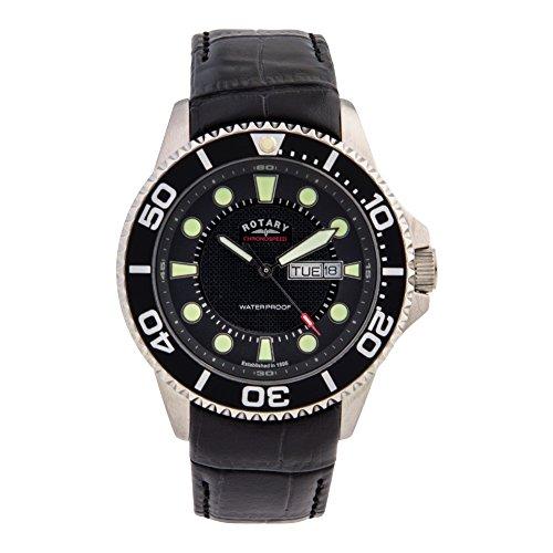 ROTARY Chronospeed Men's Quartz Watch GS03425-04