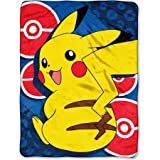 Northwest Pokemon He Is Electric 46'' x 60'' Micro Raschel Throw