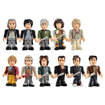 Underground Toys 03909 Doctor Who Eleven Doctor Set