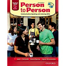 Person to Person, Third Edition: Level 2 Student Book with CD Pack