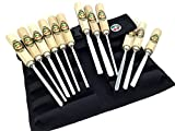 Two Cherries Carving tools Gouges, 12 Pieces Profesional set 3160000