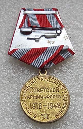 30 Years of the Soviet Army & NAVY WW II WW2 Original USSR Soviet Union Russian Military Communist Bolshevik medal