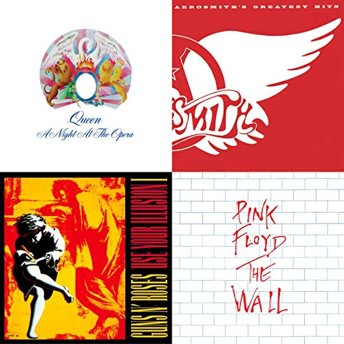 Streaming · 50 Epic Classic Rock Songs