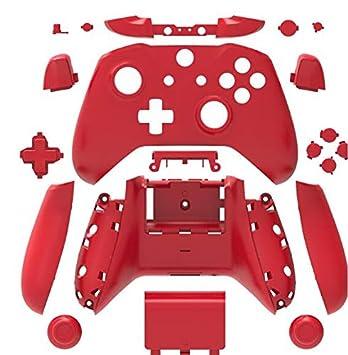 Canamite - Carcasa Protectora para Mando de Xbox One Rosso ...