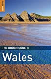 Front cover for the book The Rough Guide to Wales by Mike Parker