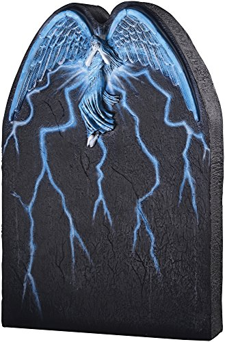 [Rubie's Lightning Strike Tombstone Party Decoration] (Lightning Strike Costume)