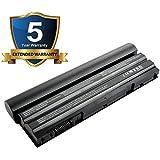 E5420 E6420 Laptop Battery for Dell E5520 E5430 E5530 E6430 E6520 E6530 Compatible P/N: M5Y0X T54FJ 2P2MJ 312-1325 312-1165 PRV1Y-12 Months Warranty