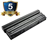 E5420 E6420 Laptop Battery for Dell E5520 E5430 E5530 E6430 E6520 E6530 Compatible P/N: M5Y0X T54FJ 2P2MJ 312-1325 312-1165 PRV1Y---12 Months Warranty