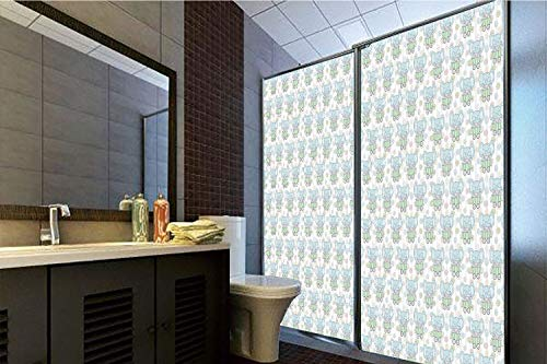 Decorative Privacy Window Film, 35.43