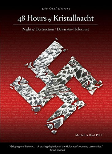 Image of 48 Hours of Kristallnacht: Night Of Destruction/Dawn Of The Holocaust