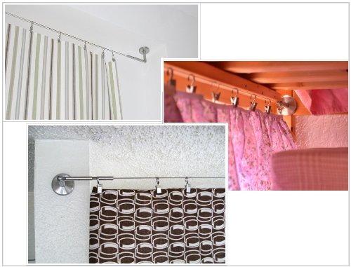 Amazon.com: Ikea DIGNITET Curtain Wire 197 \