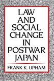 img - for Law and Social Change in Postwar Japan book / textbook / text book
