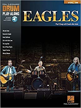 Book Eagles: Drum Play-Along Volume 38 Bk/online audio by Eagles (2015-09-01)