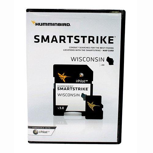 Humminbird Smart Strike, Wisconsin, January 2017