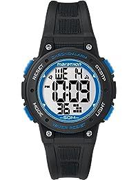 Timex TW5K8480070 Marathon Digital Blue and Black Watch