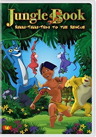 Jungle Book Rikki Tikki Tavi To The Rescue