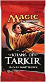 Magic The Gathering Khans of Tarkir Booster Pack