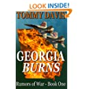 Georgia Burns: Book I of the new series 'Rumors of War'.