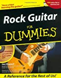 Rock Guitar for Dummies, Jon Chappell, 0764553569