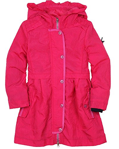 no!no! NONO Girl's Windbreaker Coat, Sizes 4-14 - 5/110 by no!no!