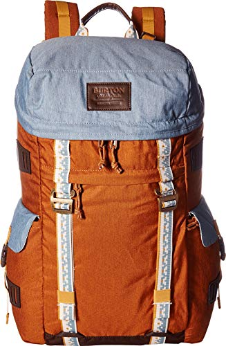 Caramel Apparel - Burton Annex Backpack, Caramel Cafe Heather