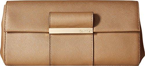 Calvin Klein - Cartera de mano de Otra Piel para mujer dorado dorado