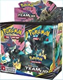 Pokemon TCG: Sun & Moon Team Up, 36 Pack Booster Box