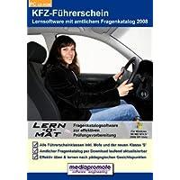 Lern-o-Mat - KFZ-Führerschein 2008: Lernsoftware mit amtlichem Fragenkatalog 2008