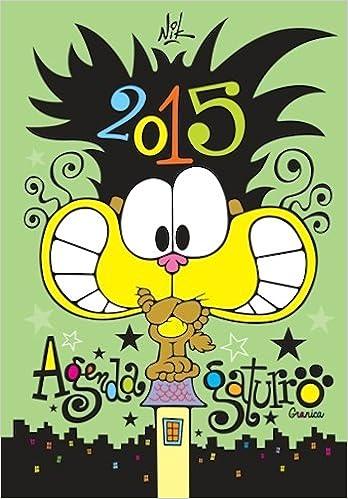 Gaturro 2015 Agenda anillada - Verde (Spanish Edition): Nik ...