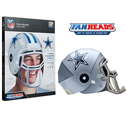 FanHeads - Wearable NFL Replica Helmets - Pick Your Team! ()