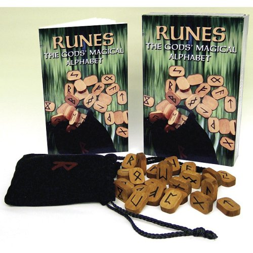 Alphabet Rune (Runes Kit: The Gods' Magical Alphabet)