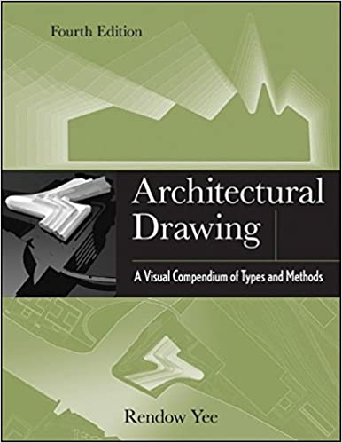 Amazon Com Architectural Drawing A Visual Compendium Of Types