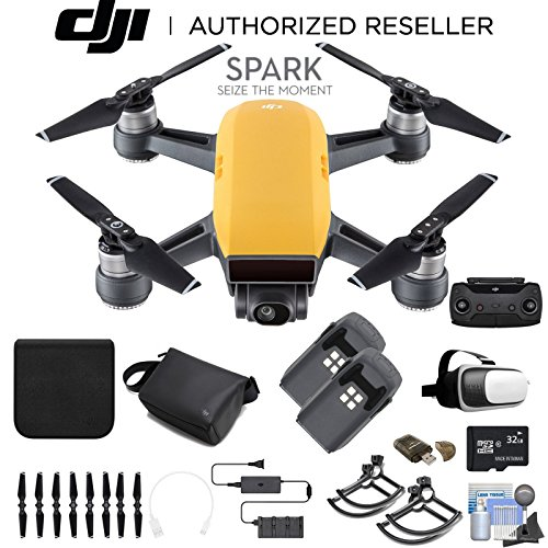 How to find the best dji spark yellow combo for 2019?