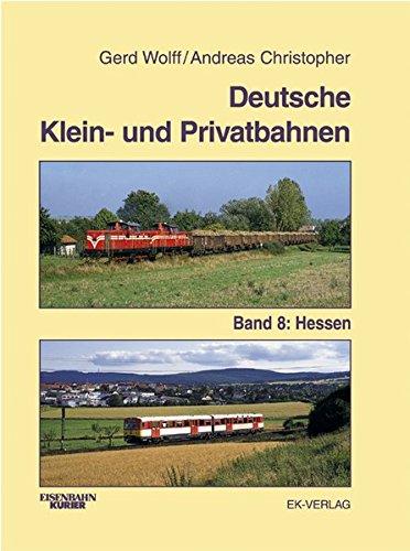 Deutsche Klein- und Privatbahnen: Hessen