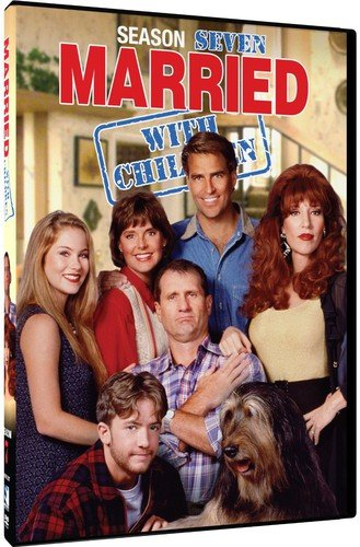 DVD : Married With Children: The Complete Seventh Season (2PC)