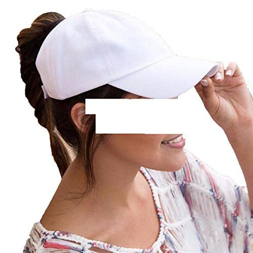 Puissantmens Spring Summer Baseball Cap Outdoor Uv Protection Sun Hat Black Adjustable