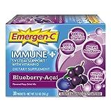 Cheap Alacer – Emergen-C Immune+D Blueberry 30 Pkt