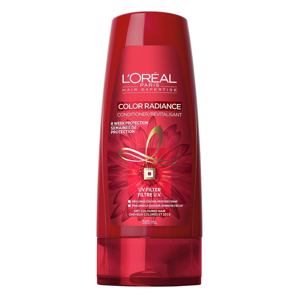 L'Oreal Paris Hair Expertise Color Radiance Conditioner For DRY coloured hair, 385 mL L' Oreal Paris