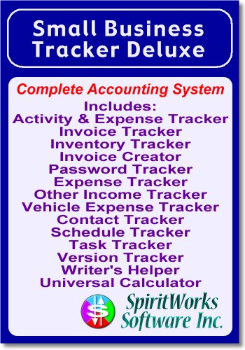 Small Business Tracker Deluxe [Download]